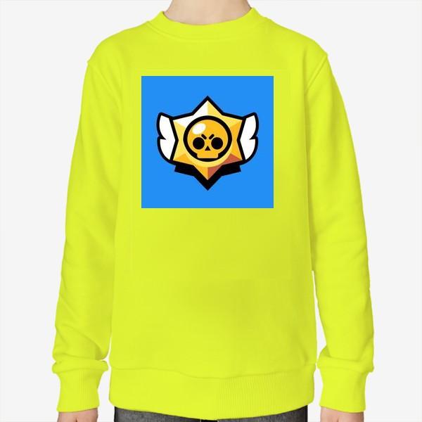 Свитшот «Brawl Stars. Лого»