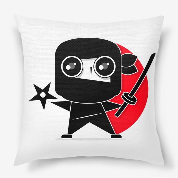 Подушка «Ninja»