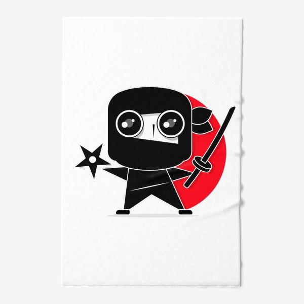 Полотенце «Ninja»