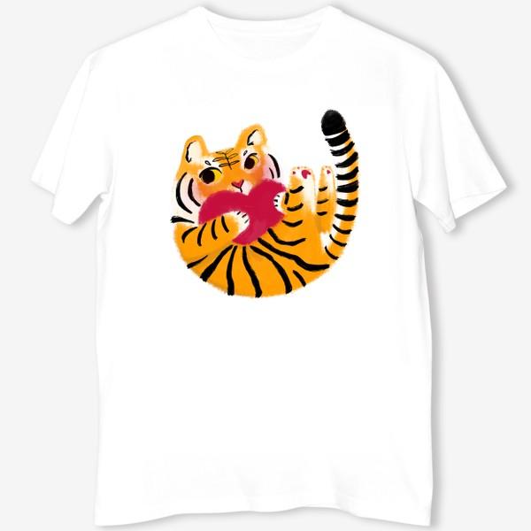 Футболка «Сердце тигра»