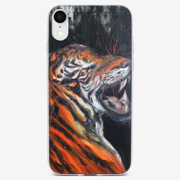 Чехол iPhone «On the verge of extinction»