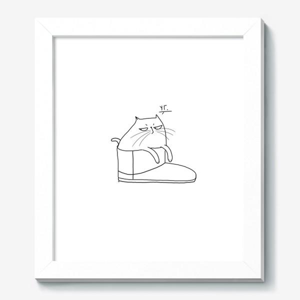 Картина «УГ. Угги. Весенний антитренд »