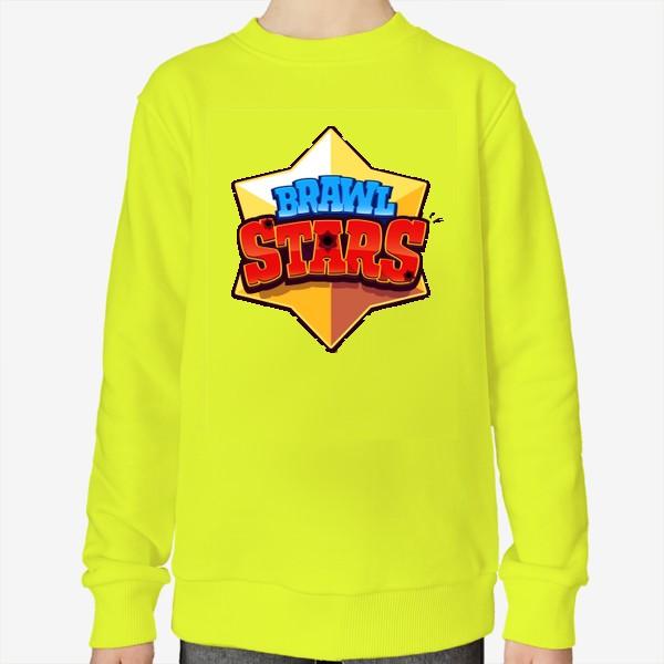 Свитшот «Brawl Stars. Лого 4»