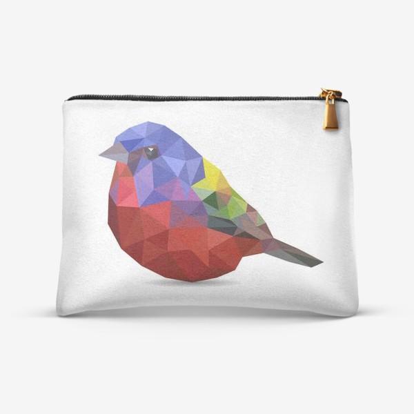 Косметичка «Птица»