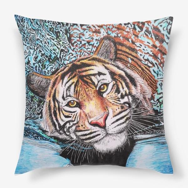 Подушка «Тигр »