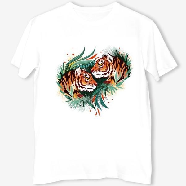 Футболка «Tiger»