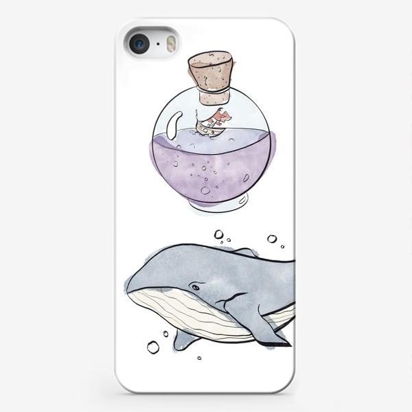 Чехол iPhone «Морское путешествие »