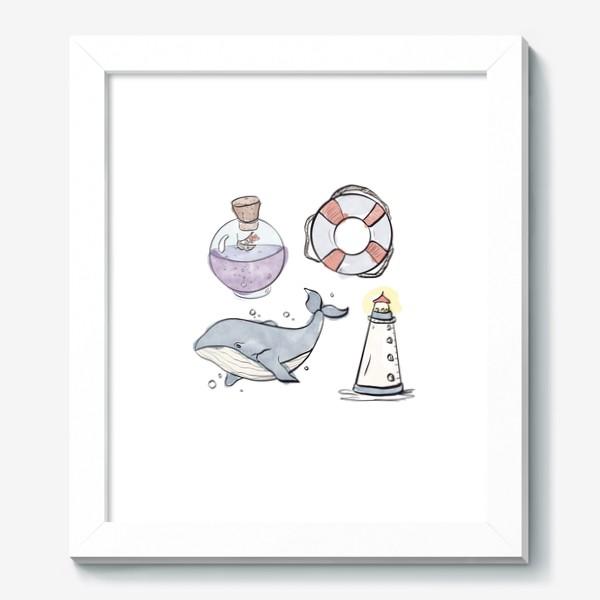 Картина «Морское путешествие »