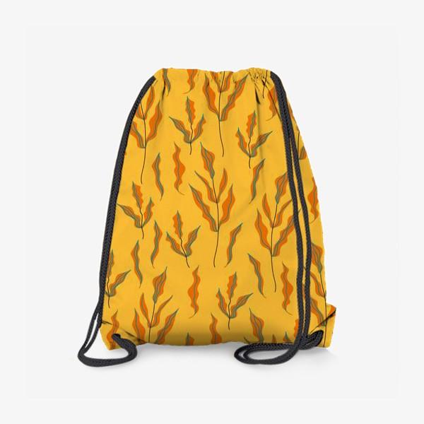 Рюкзак «веточки»