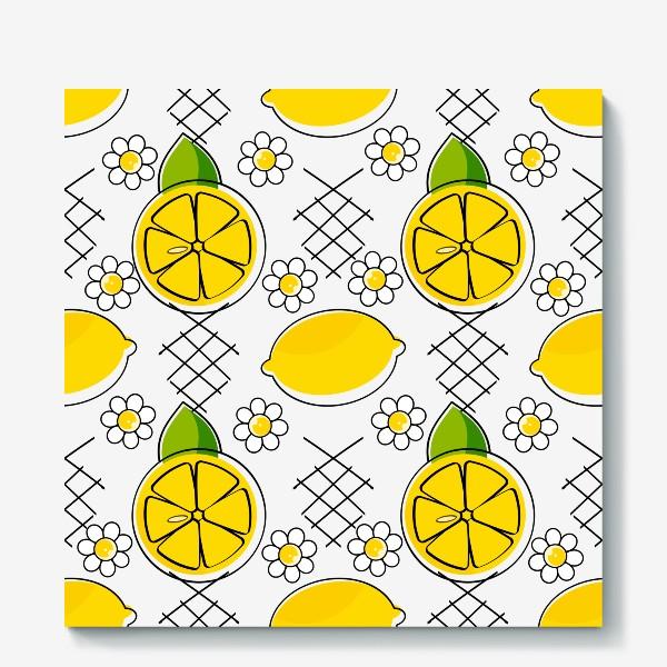 Холст «лемон»
