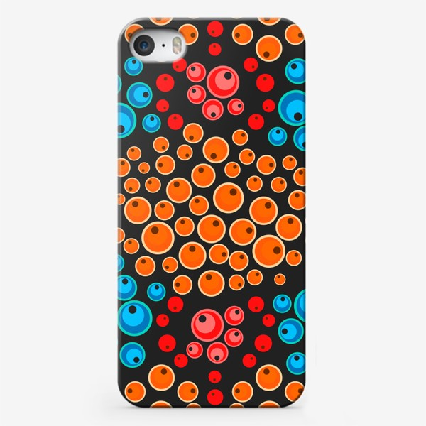 Чехол iPhone «Узор»