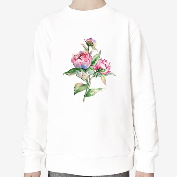 Свитшот «Розы»