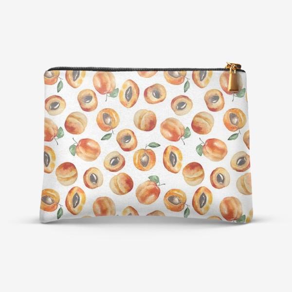 Косметичка «Сладкие абрикосы коллаж»
