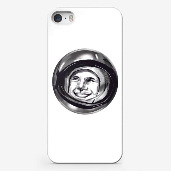 Чехол iPhone «Юрий Гагарин»