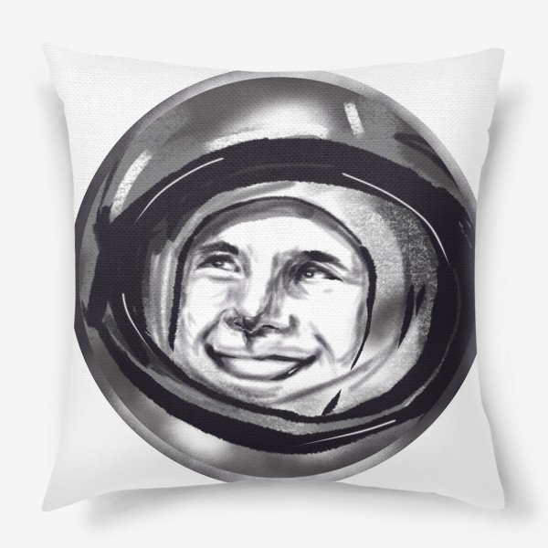 Подушка «Юрий Гагарин»