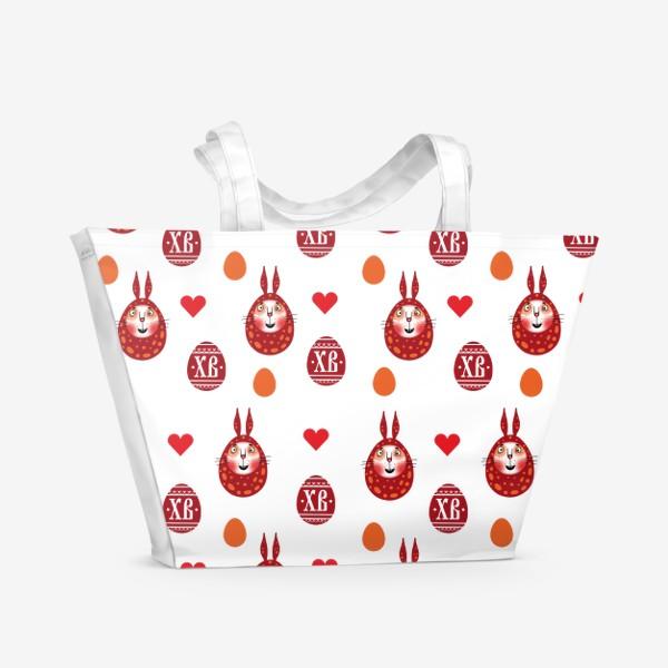 Пляжная сумка «ПАСХА»