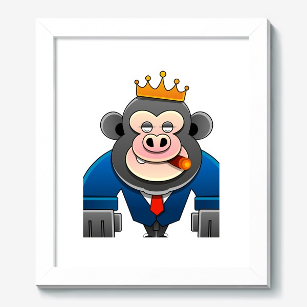 Картина «MONKEY KING»