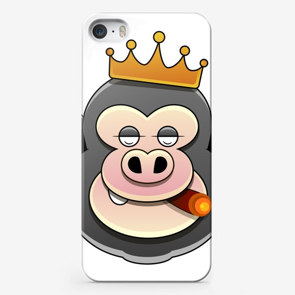 Чехол iPhone «MONKEY KING»