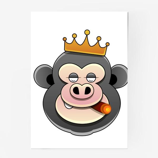 Постер «MONKEY KING»
