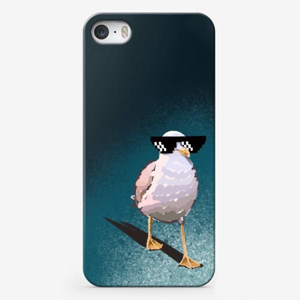 Чехол iPhone «Чайка»