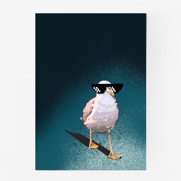 Постер «Чайка»