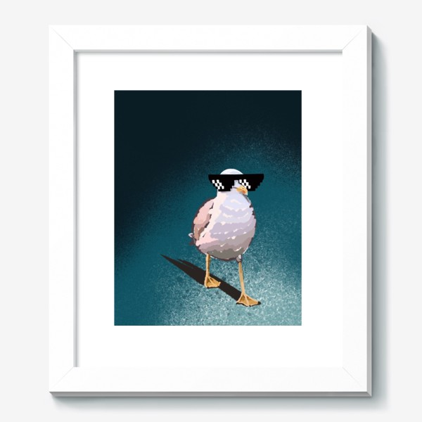 Картина «Чайка»