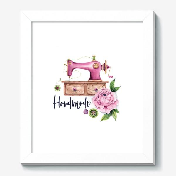 Картина «Швейная машинка»