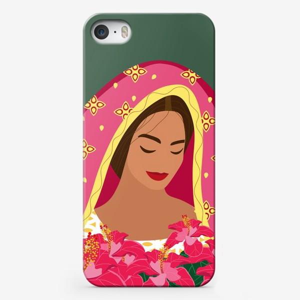 Чехол iPhone «Индианка»