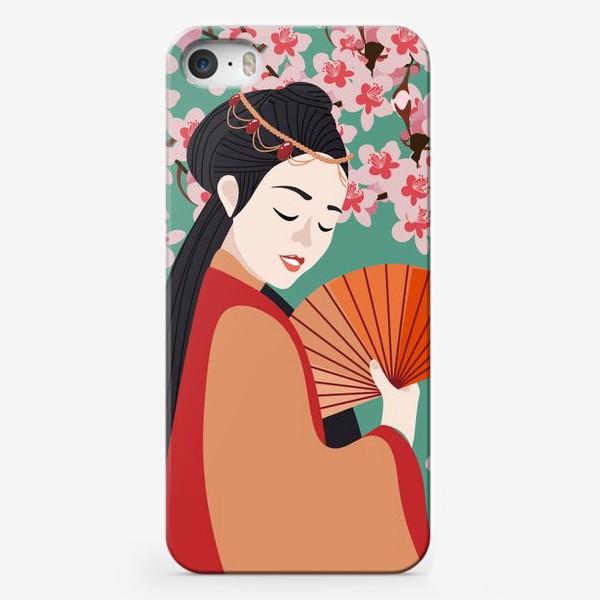 Чехол iPhone «Сакура»