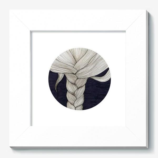 Картина «коса»
