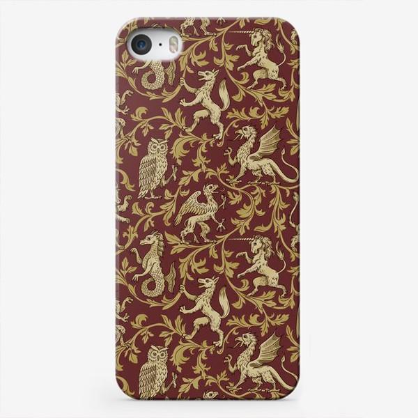 Чехол iPhone «Фантастические звери»