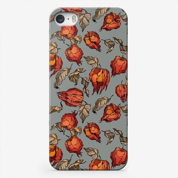 Чехол iPhone «Физалис»