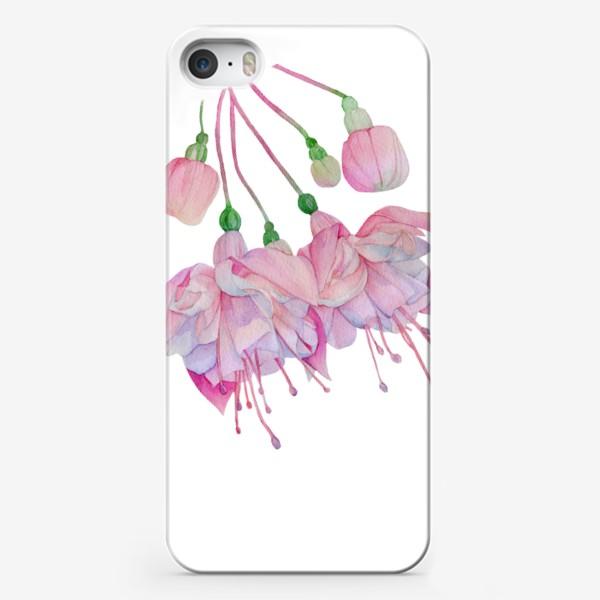 Чехол iPhone «Фуксия »