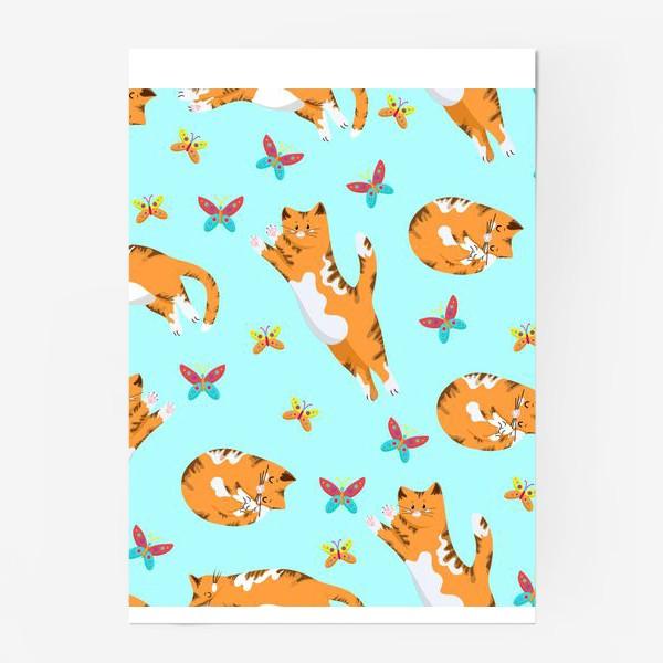 Постер «Коты»