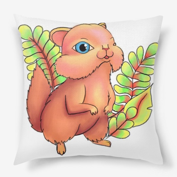 Подушка «Хомяк»