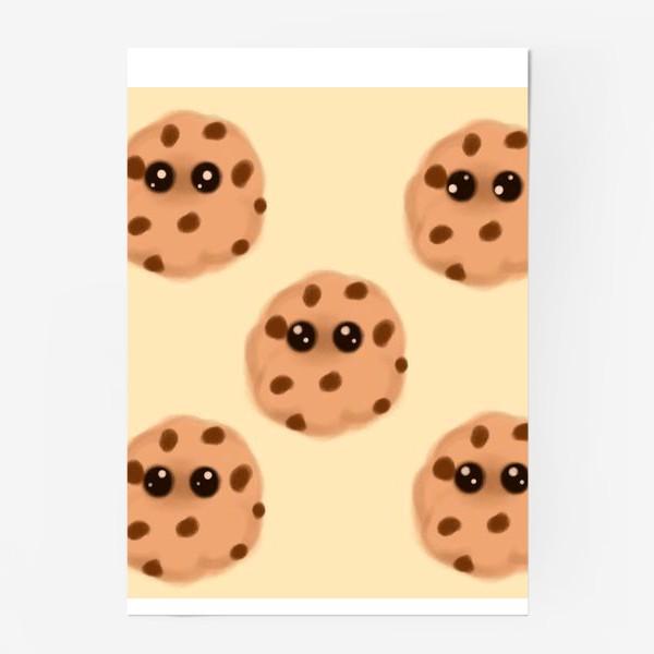 Постер «Печеньки»
