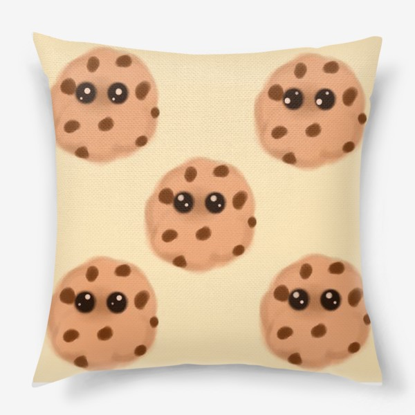 Подушка «Печеньки»