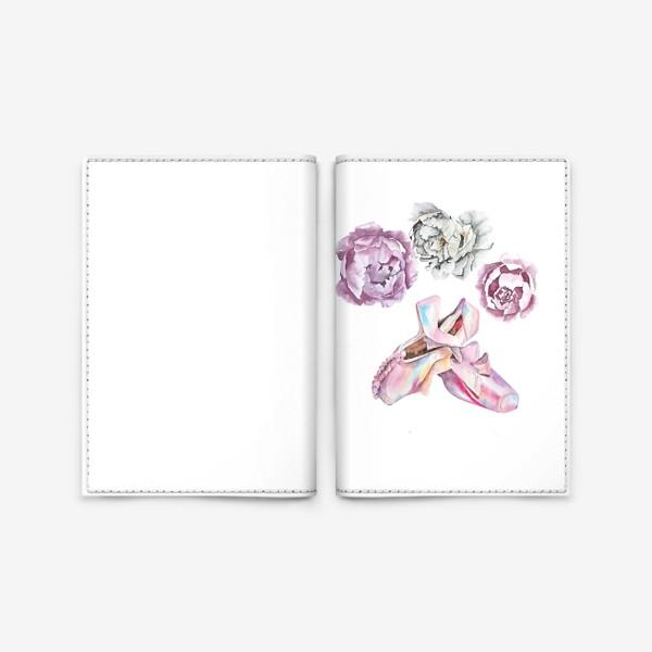 Обложка для паспорта «Балет»