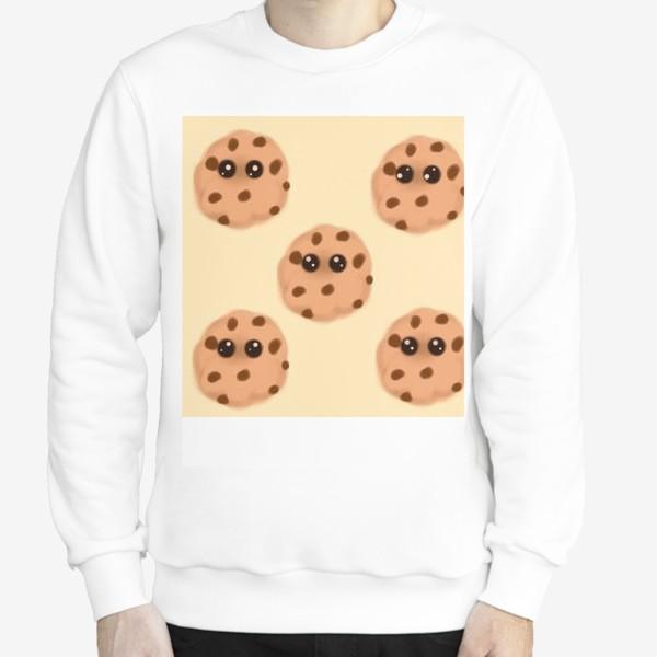 Свитшот «Печеньки»