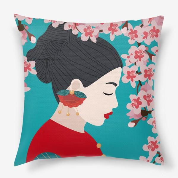 Подушка «Украшение»