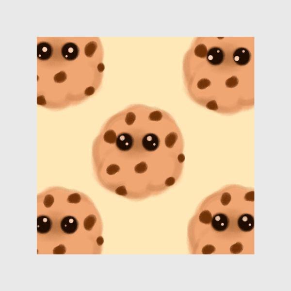 Шторы «Печеньки»