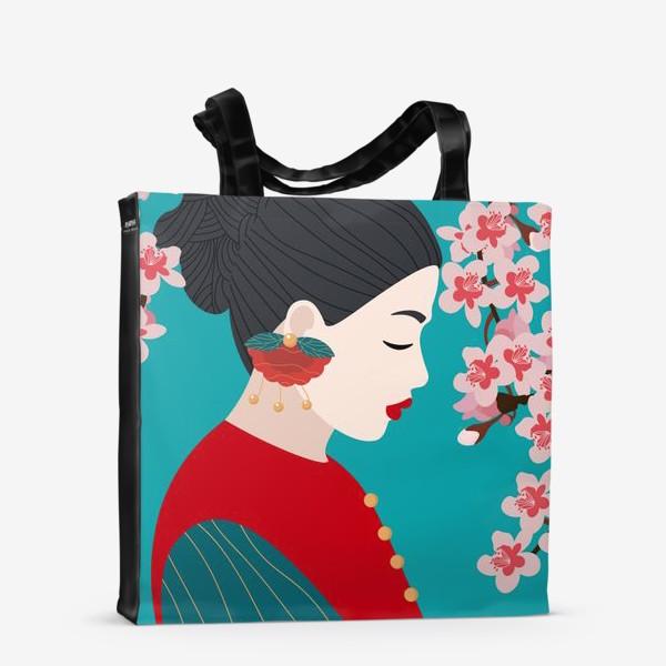 Сумка-шоппер «Украшение»