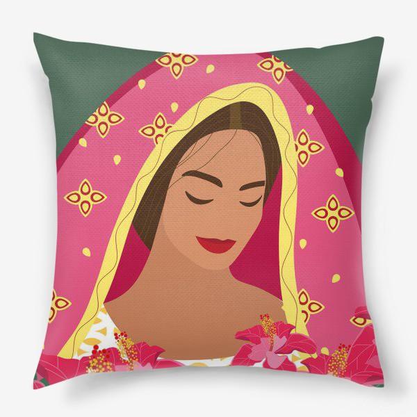 Подушка «Индианка»