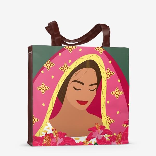 Сумка-шоппер «Индианка»