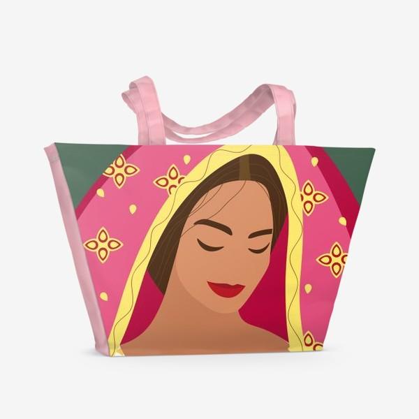 Пляжная сумка «Индианка»