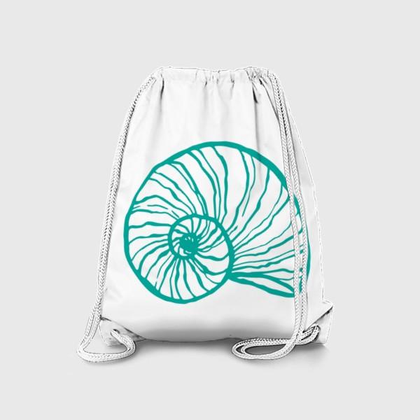 Рюкзак «ракушка»