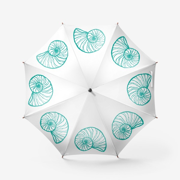 Зонт «ракушка»
