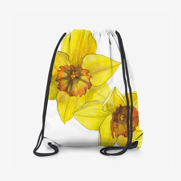 Рюкзак «Нарциссы»