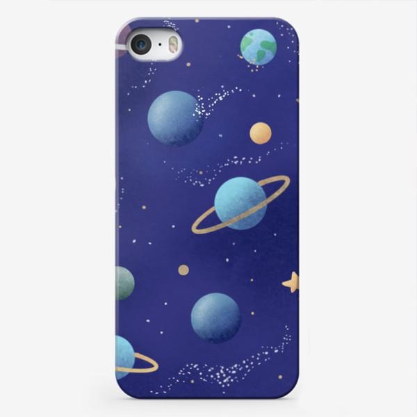 Чехол iPhone «Космос»