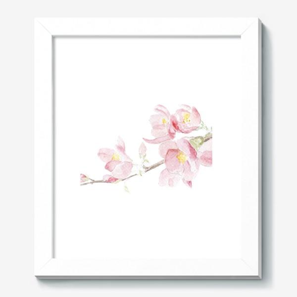 Картина «Весенняя сакура. Душа цветет...»